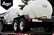 Pickup Truck Mobile Water Tanks
