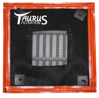 High Visibility Taurus Over Drain Filter with Overflow Window