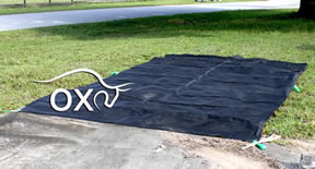 mud mats for construction