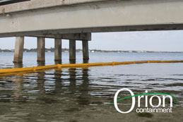 Orion Boom Floating Barrier
