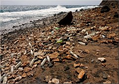 marine beach pollution