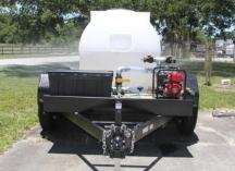 water buffalo trailer front view