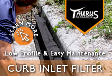 Curb Inlet Drain Filters