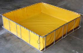 Folding Frame Water Tanks