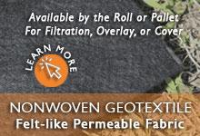 Nonwoven Geotextiles