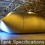 Collapsible Tanks Specifications