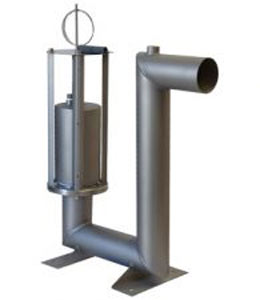 Steel Oil Spill Containment Valve