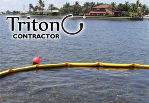 Type 2 Contractor Turbidity Curtain