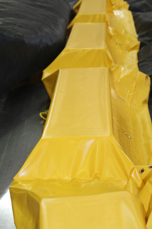 Type 3 HD Turbidity Barrier Manufactured
