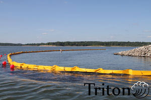 triton turbidity curtain